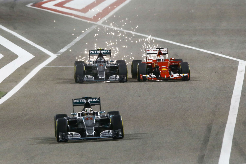 F1: las 5 claves del ecuador del mundial