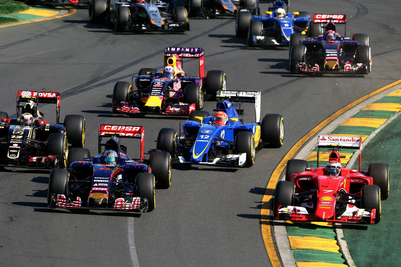 Fórmula 1: en 2016 solamente habrá dos jornadas de test