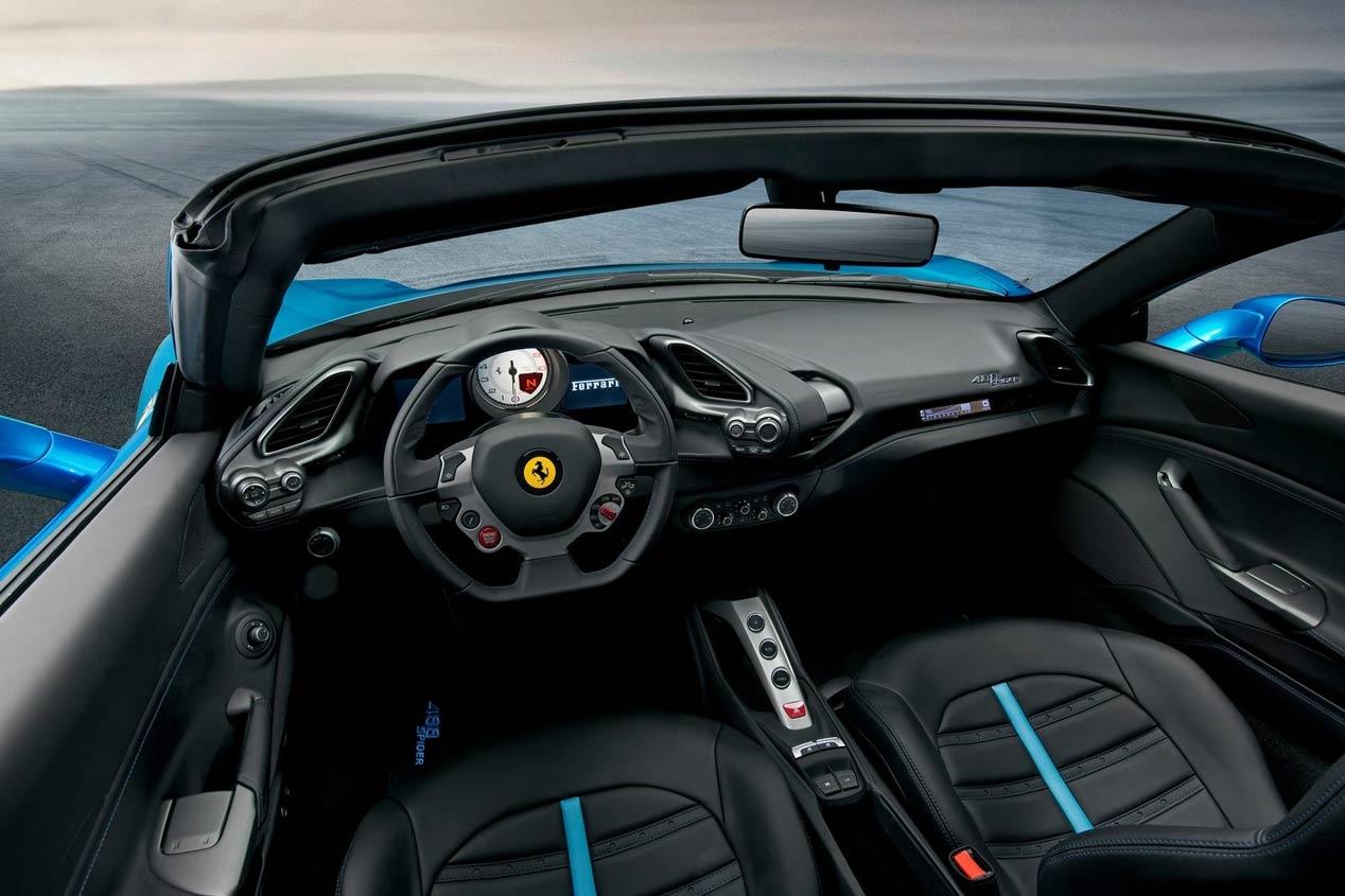 Ferrari 488 Spider 4