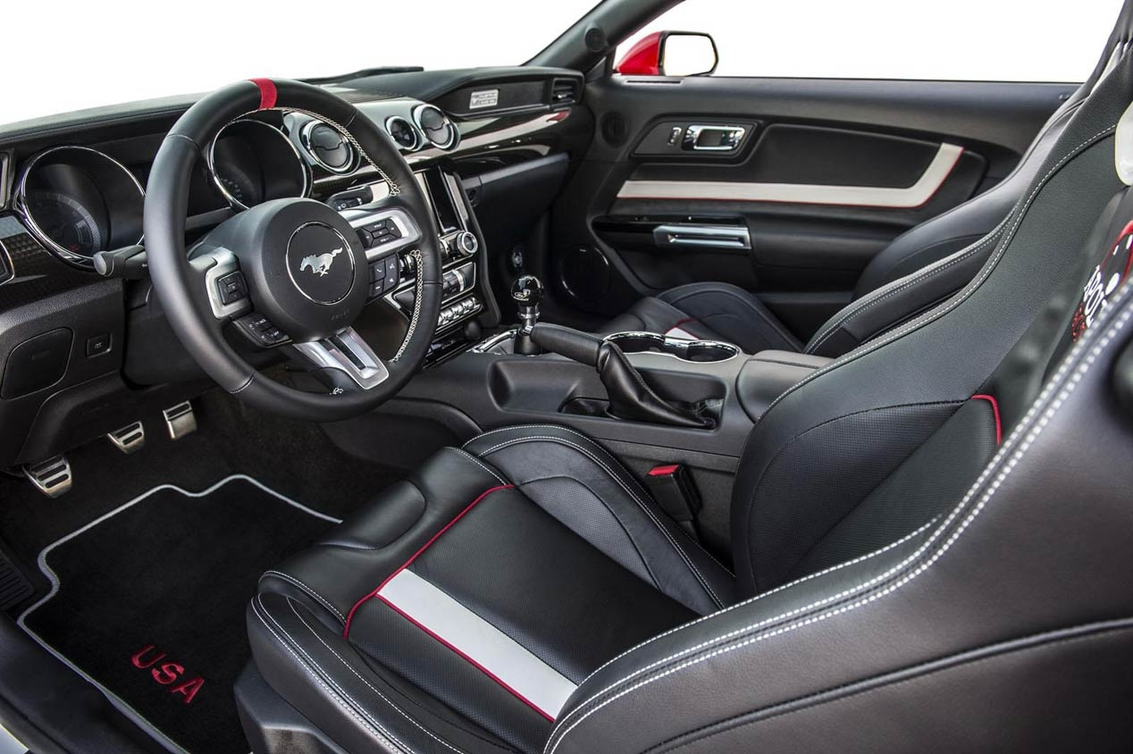 Ford Mustang GT Apollo Edition 3
