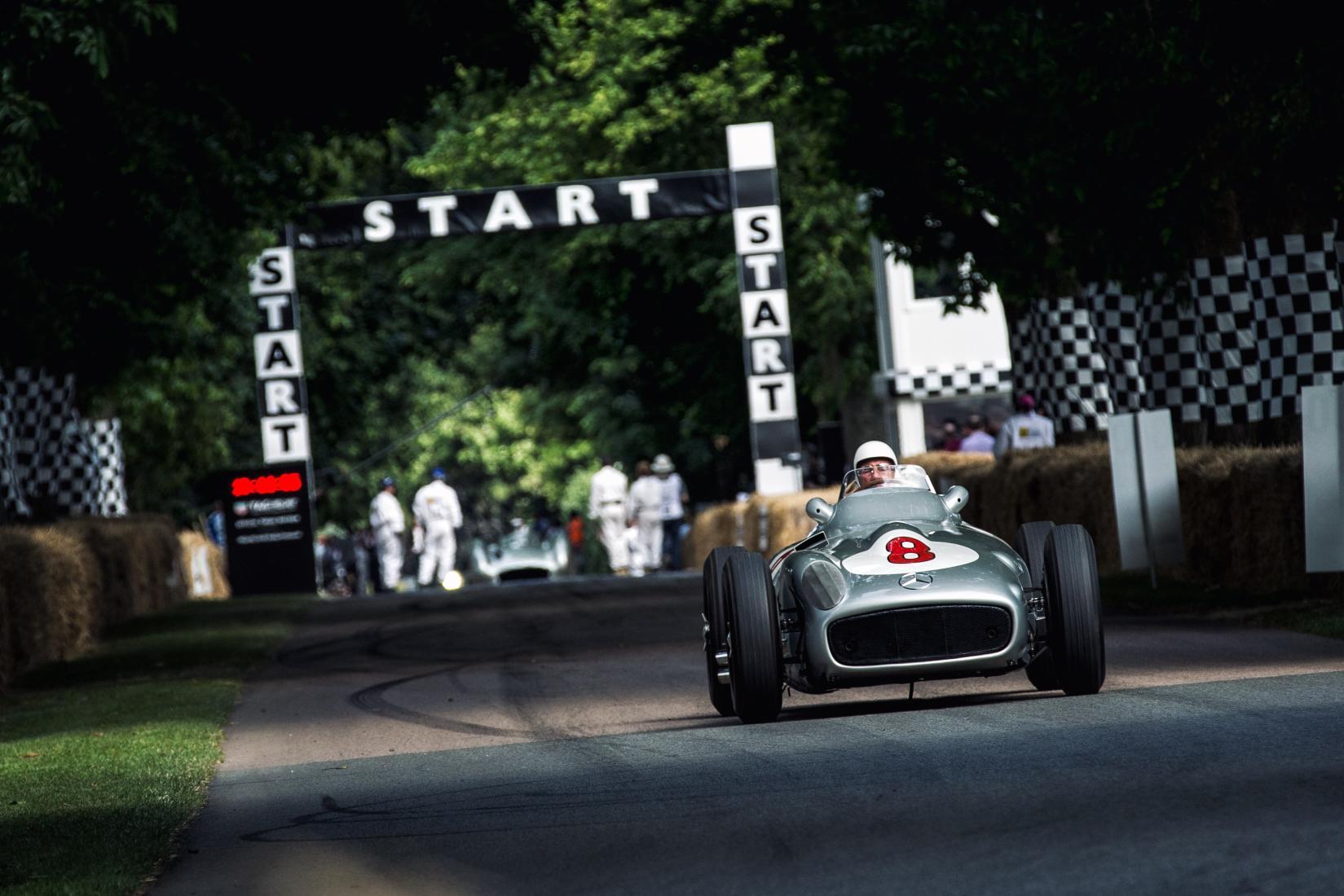 Goodwood Mercedes F1