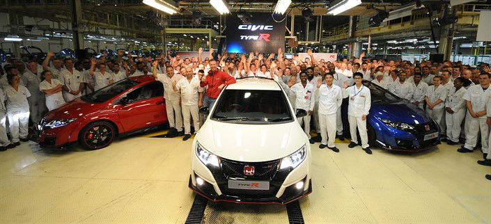 Honda Civic Type R 4
