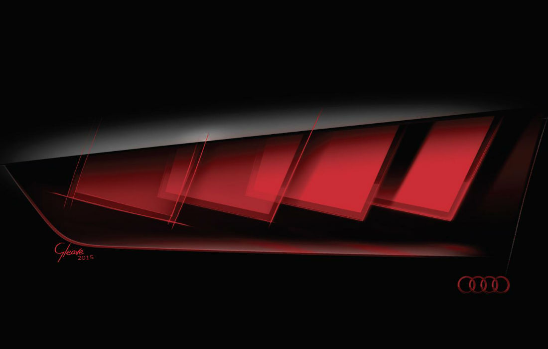 Iluminacion Audi