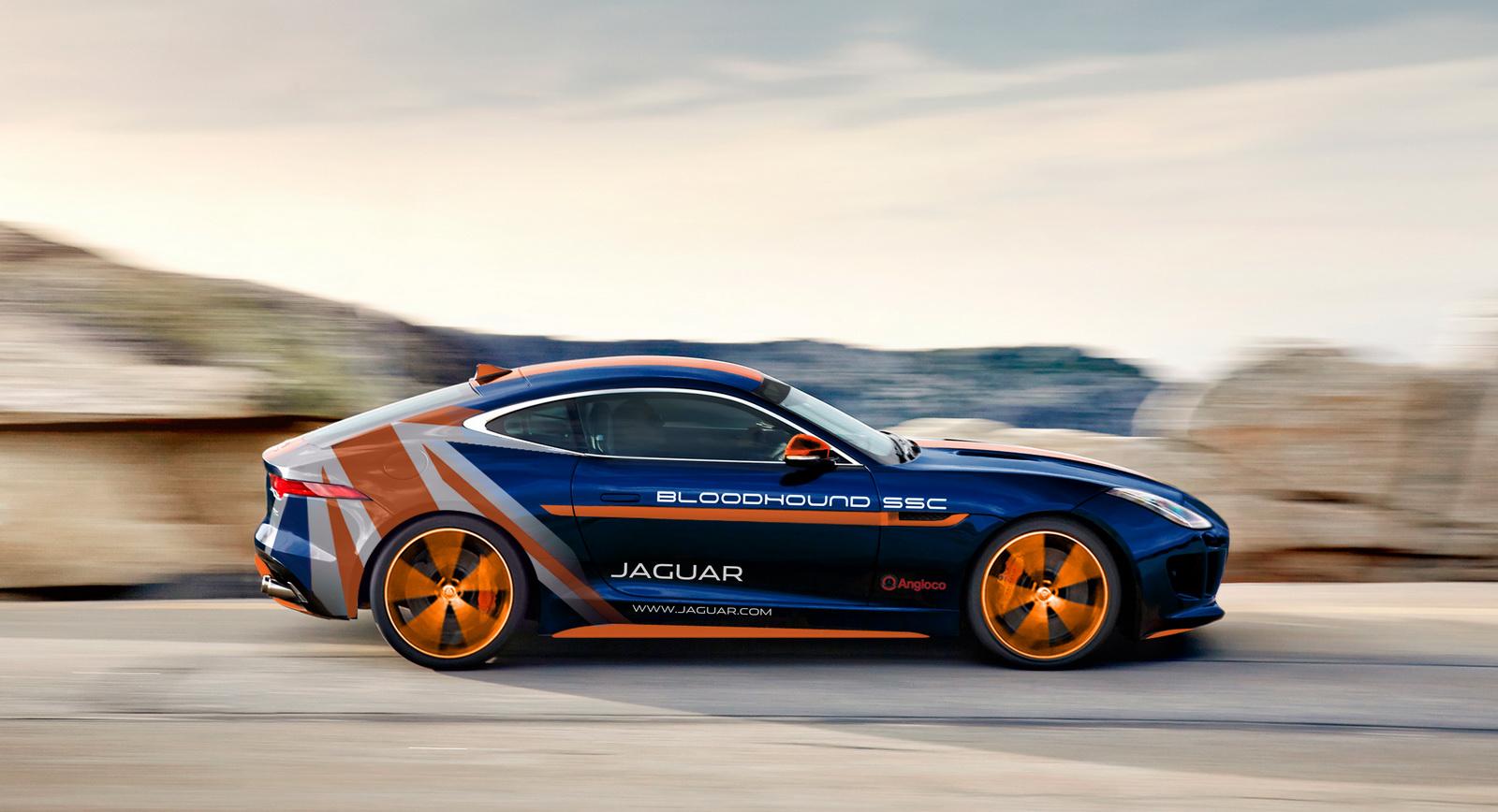 Jaguar F-Type, el más rápido del mundo