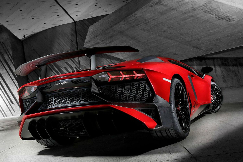 Lamborghini Aventador Superveloce 2