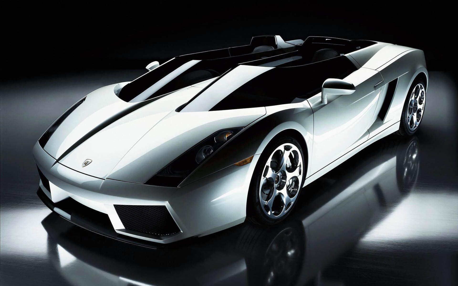 Lamborghini Concept S 1