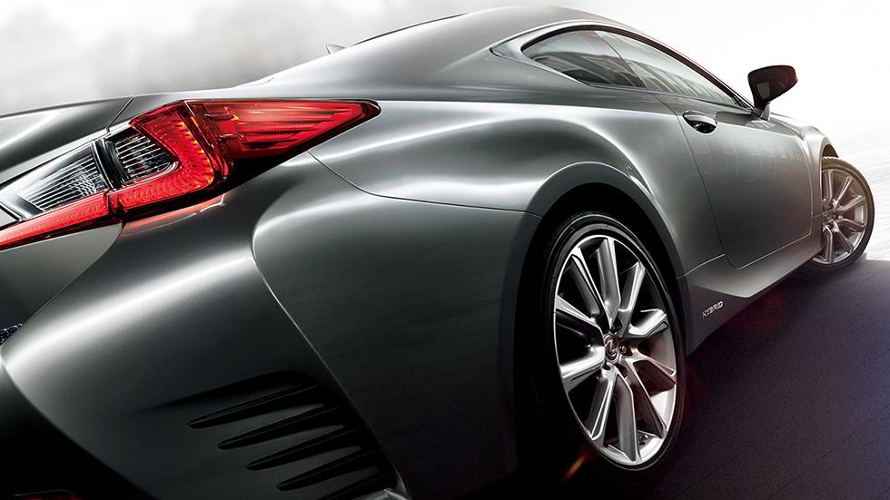 Lexus RC 300h 3