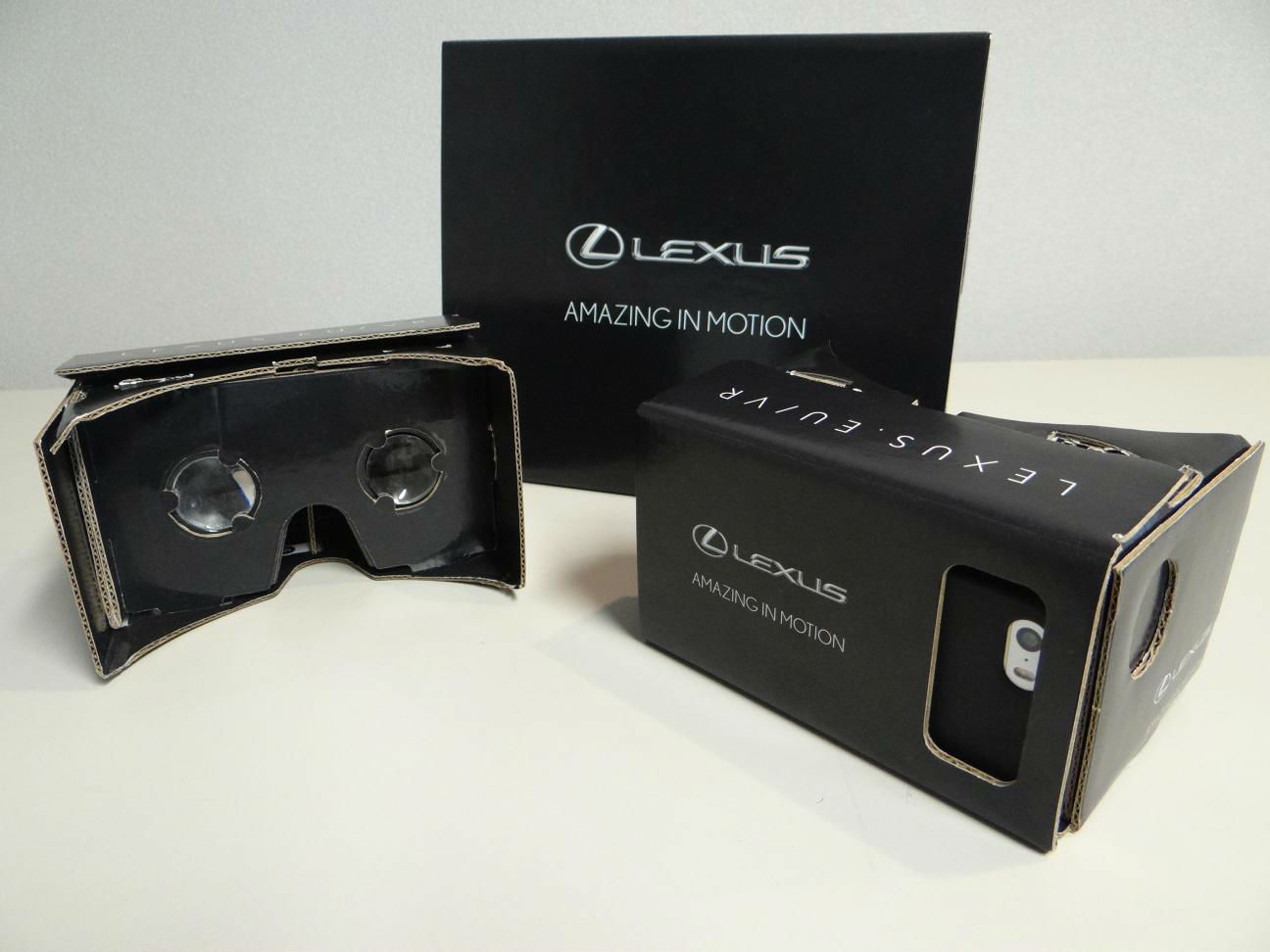 Lexus realidad virtual 2