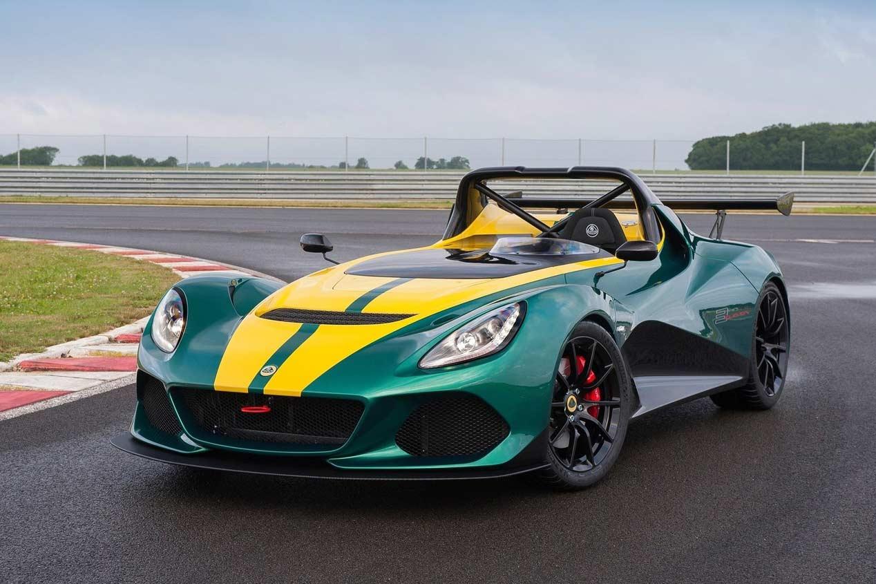 Lotus 3 eleven 1