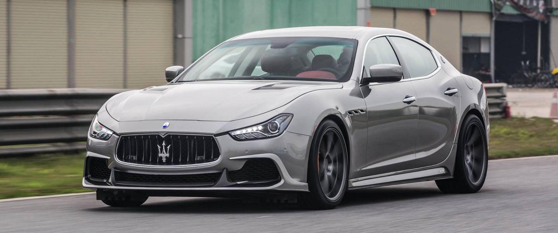 Maserati Ghibli: los chinos no siempre copian