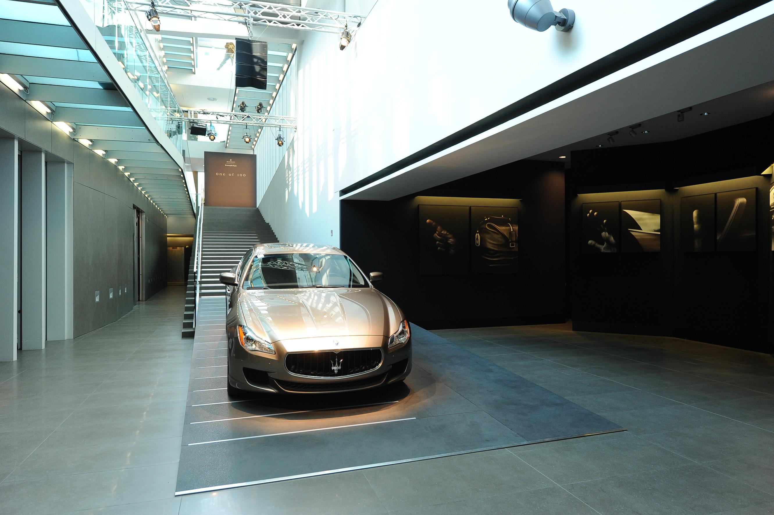Maserati One Of 100: la marca italiana, en tus manos
