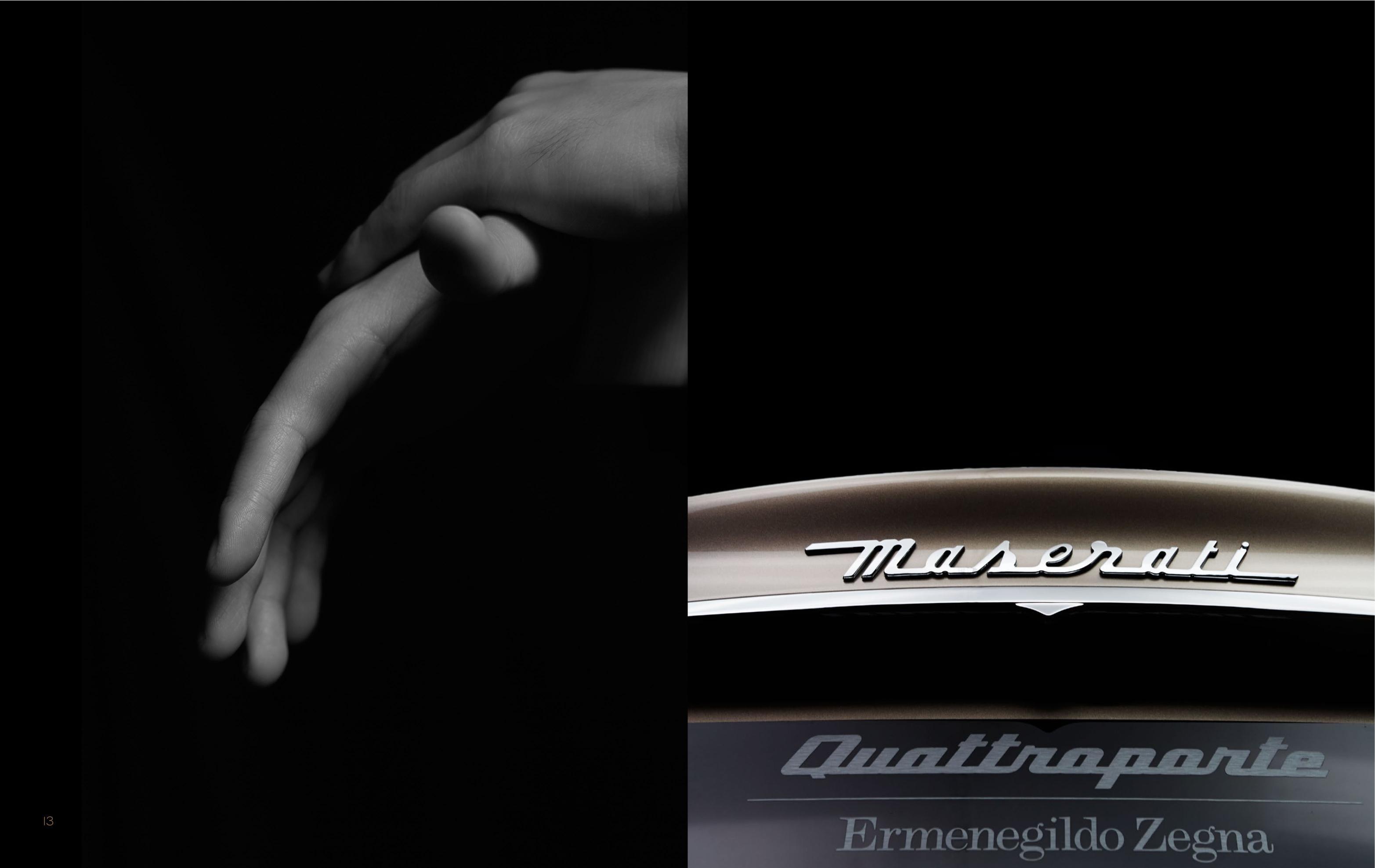 Maserati Quattroporte Zegna Limited Edition 2