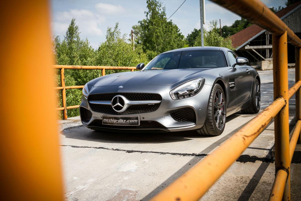 Mercedes AMG GT: ¿le cambiarías el motor, o su estética?