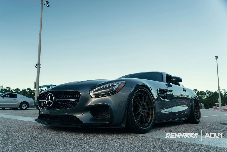 Mercedes AMG GT RennTech 1