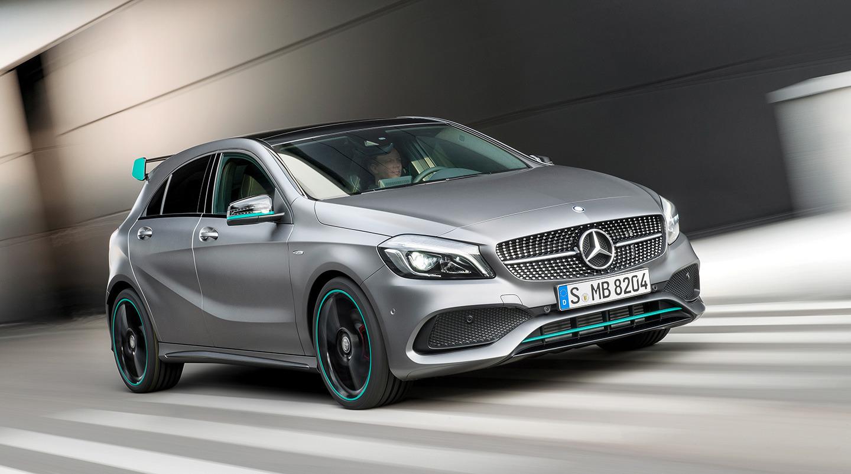 Mercedes Clase A Motorsport Edition 1