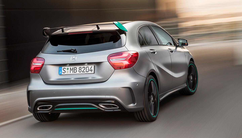 Mercedes Clase A Motorsport Edition 2