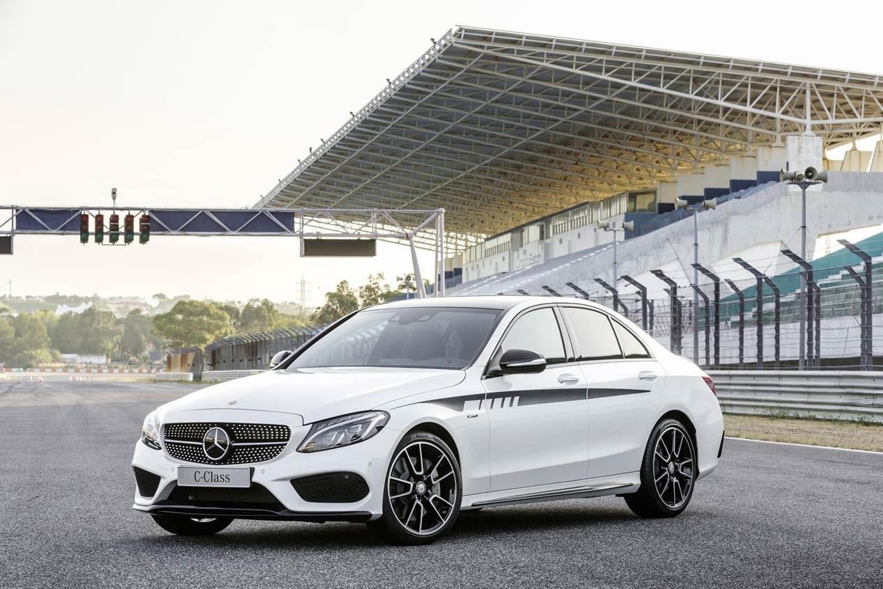 Mercedes Clase C AMG 1