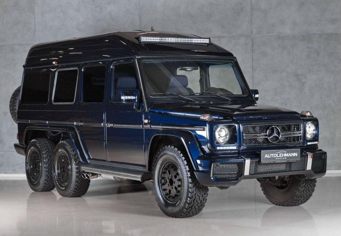 Mercedes G500 Schultz 1