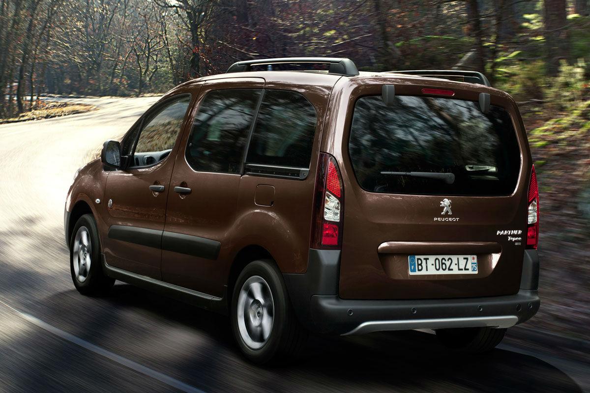 Peugeot Partner Tepee 2