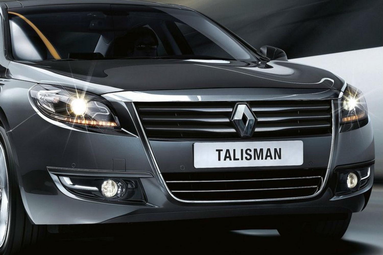 Renault Talisman: y 14 años después…