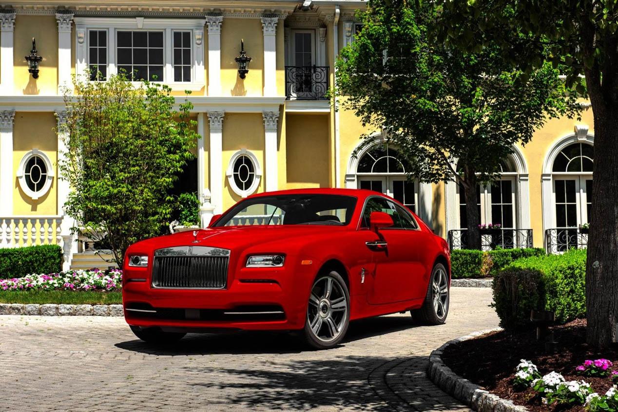 Rolls Royce Wraith St James Edition 1