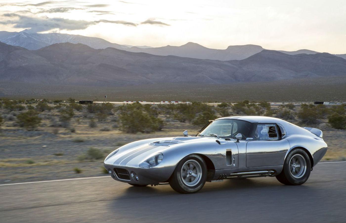 Shelby Cobra Daytona Coupe 2