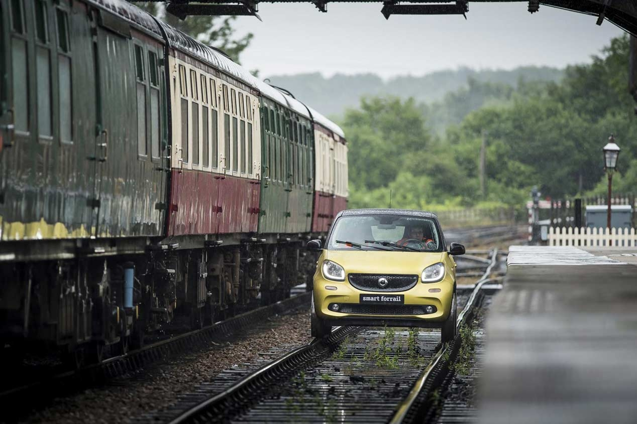 Smart ForFour Forrail 2