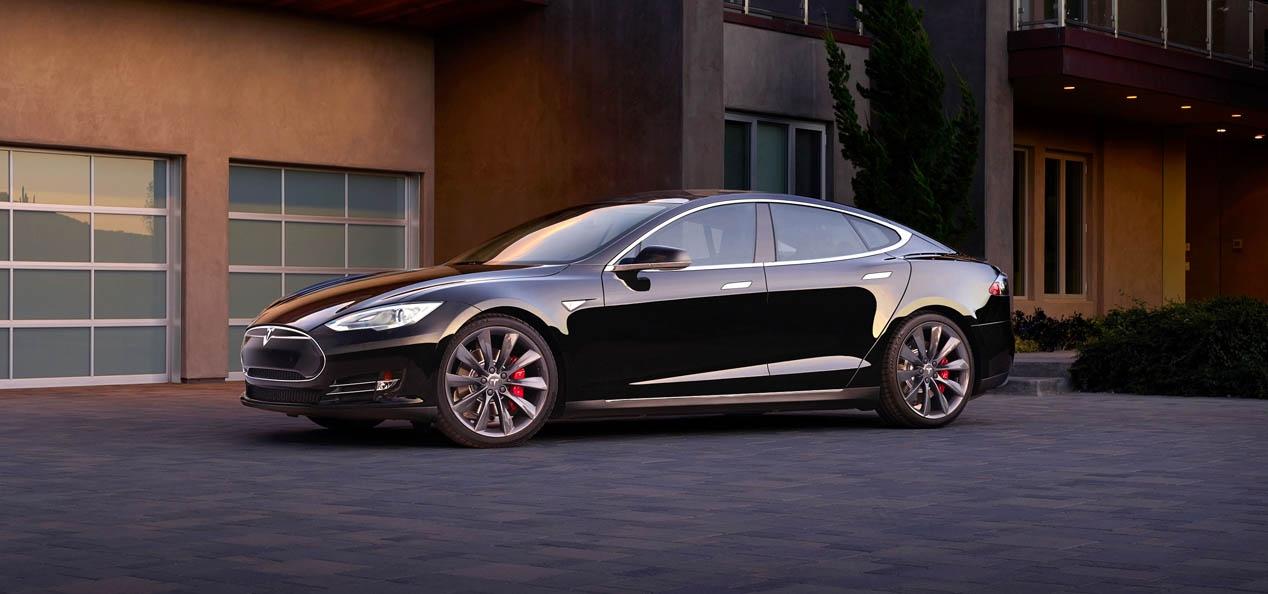 Tesla Model S: el eléctrico da un paso adelante