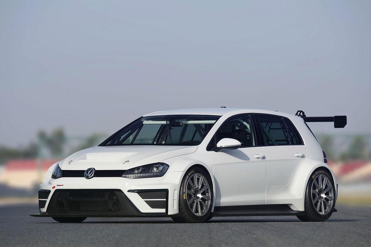 TCR: el Volkswagen Golf más radical