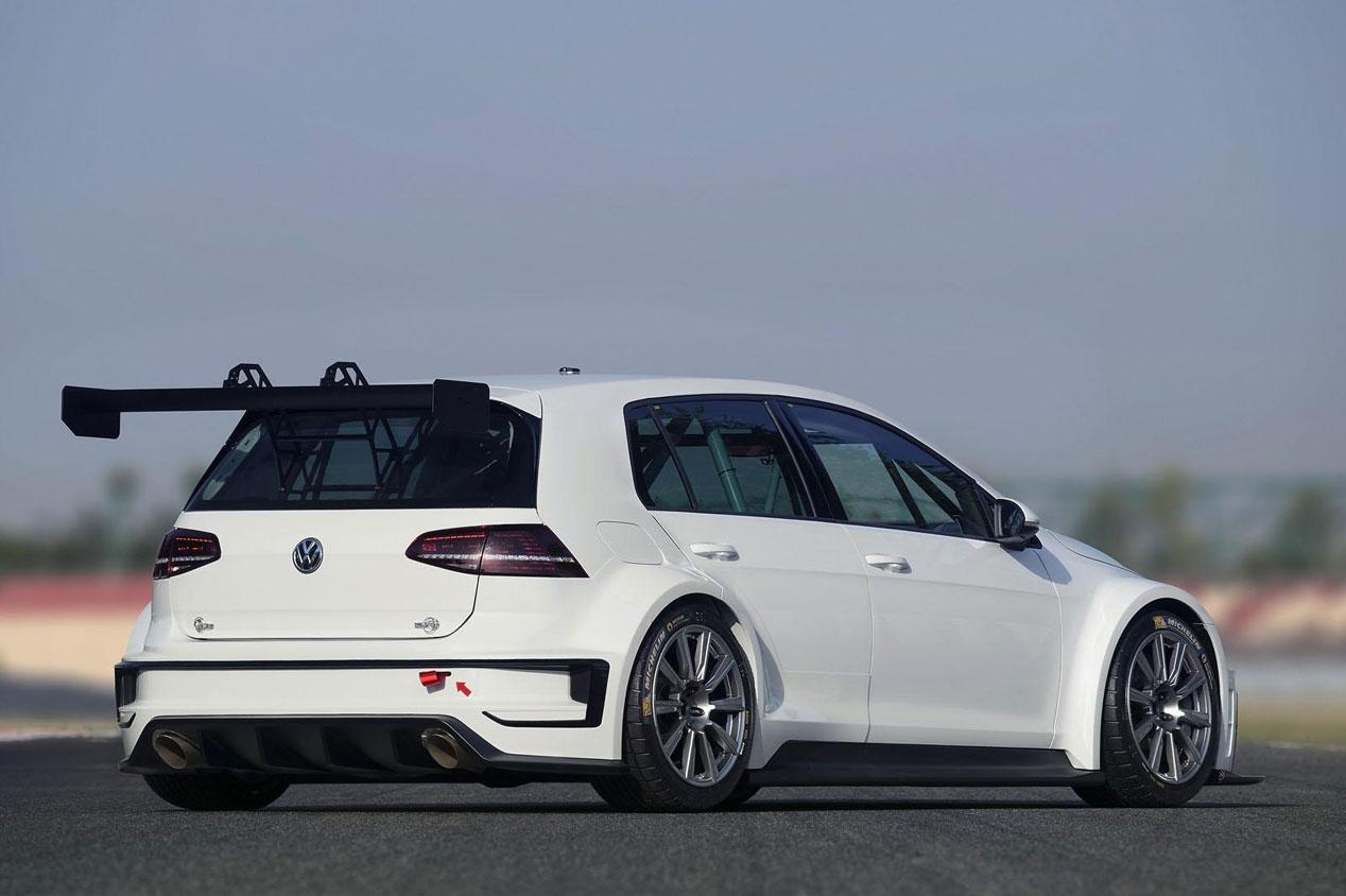 Volkswagen Golf TCR 2