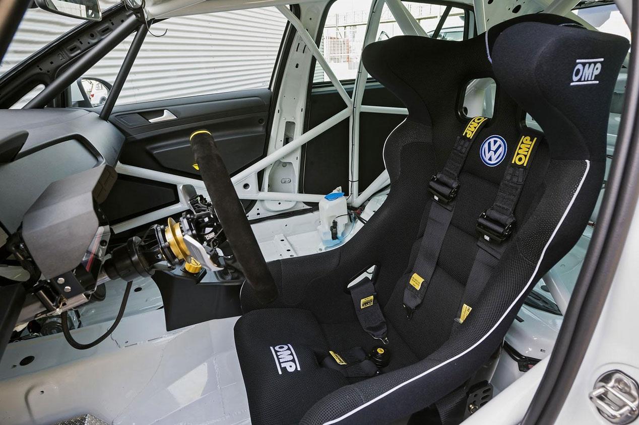 Volkswagen Golf TCR 3