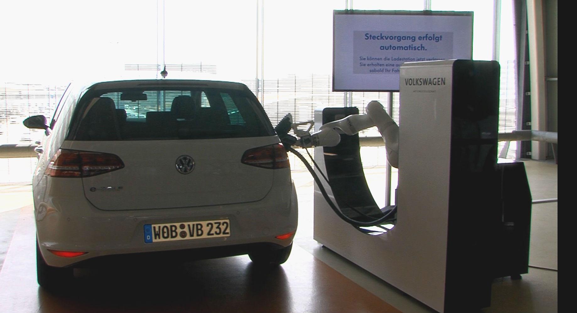e-smartConnect, el nuevo sistema de carga rápida de Volkswagen