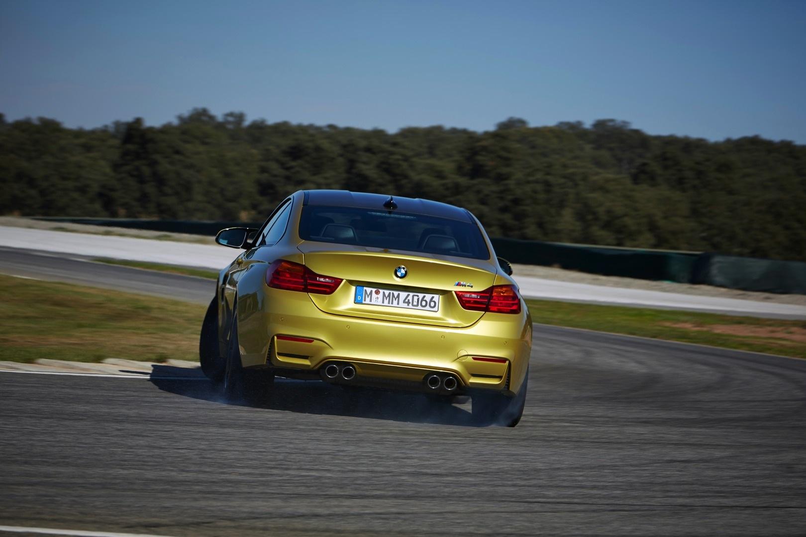 BMW M: una letra para dominarlos a todos