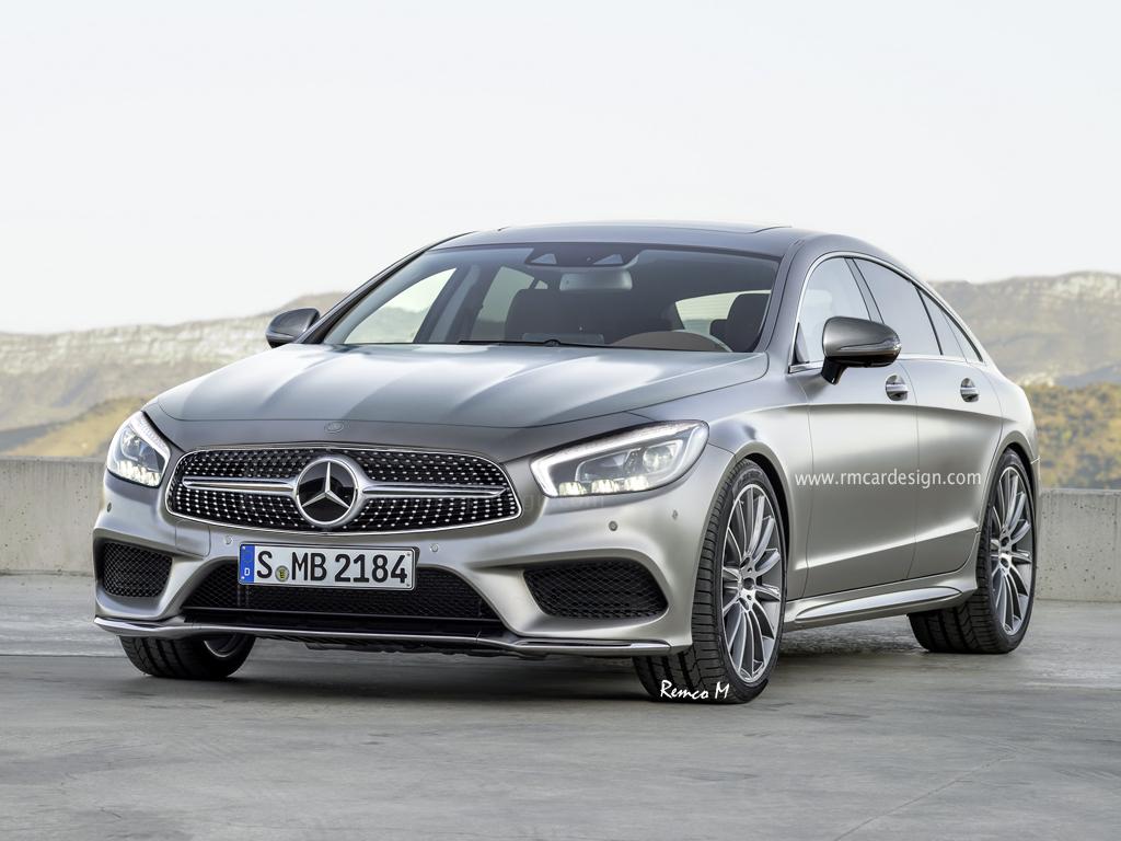 ¿Podría ser este el nuevo Mercedes CLS?