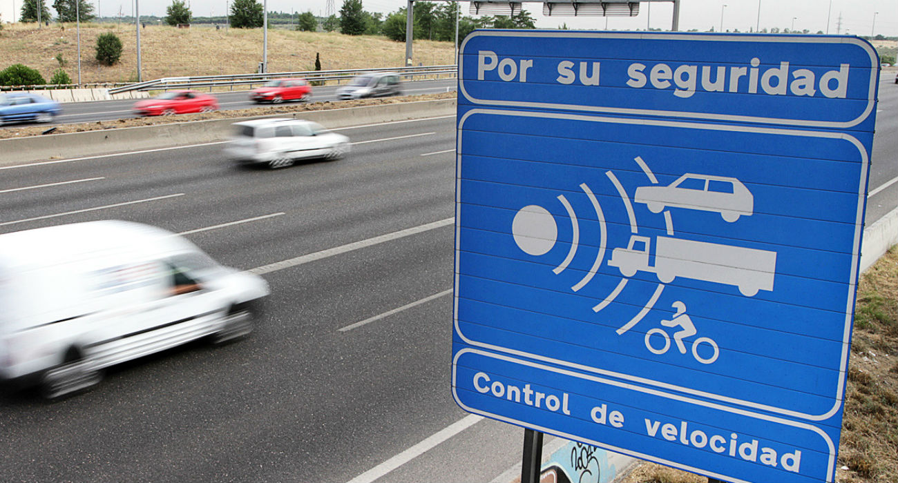 Radares en Madrid