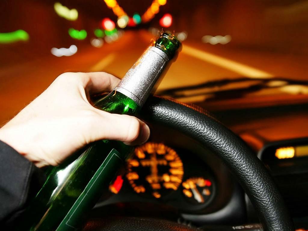 Beber al volante