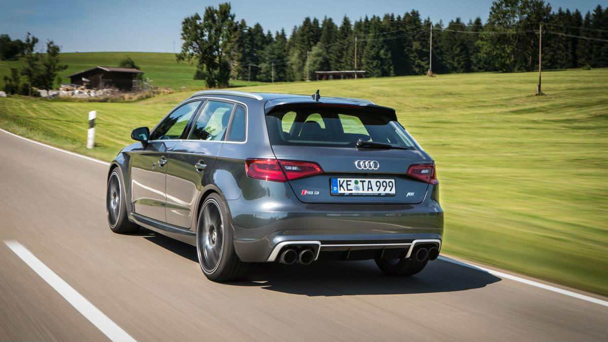 Audi RS3 Sportback ABT 2