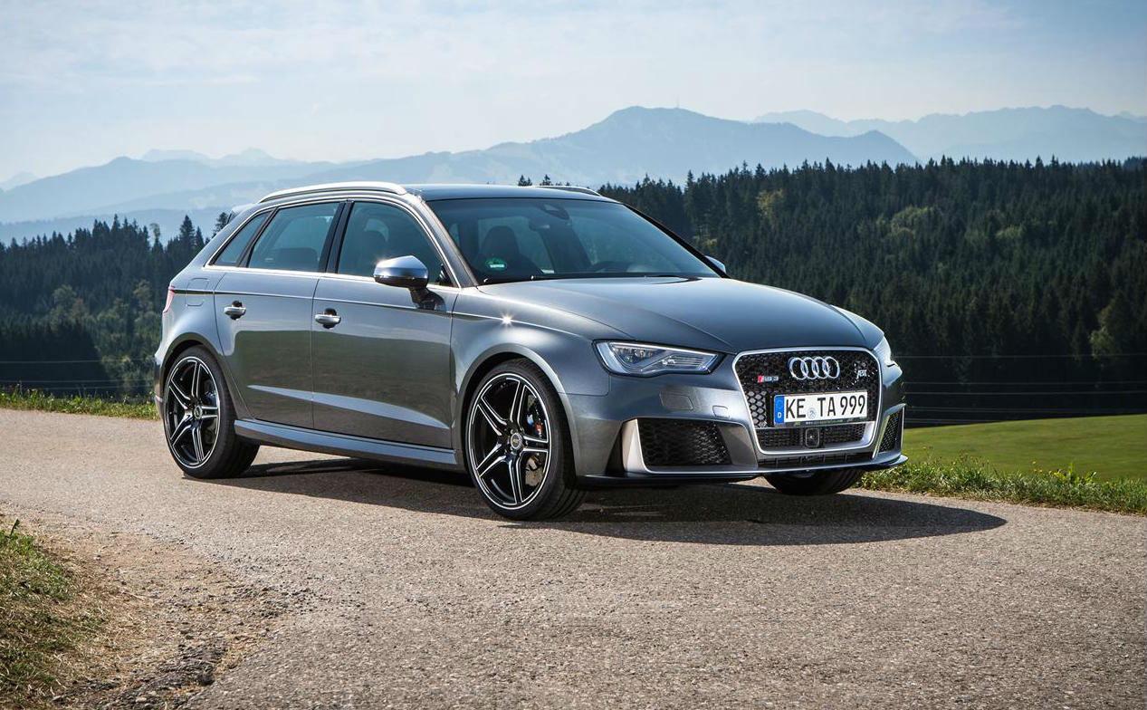 Audi RS3 Sportback ABT 3