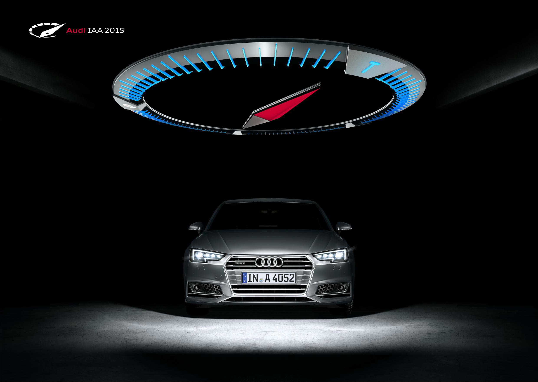 Audi Salon de Frankfurt