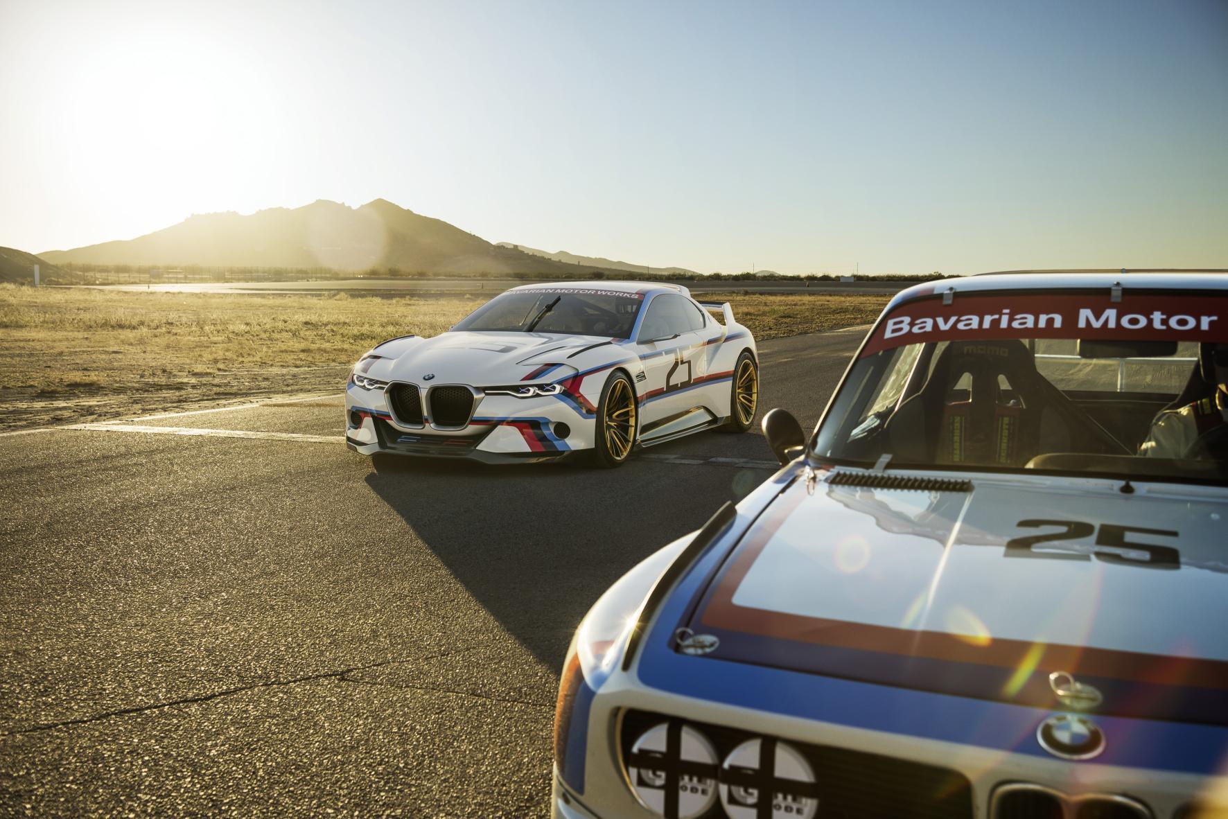 BMW 3.0 CSL HOMMAGE R 1