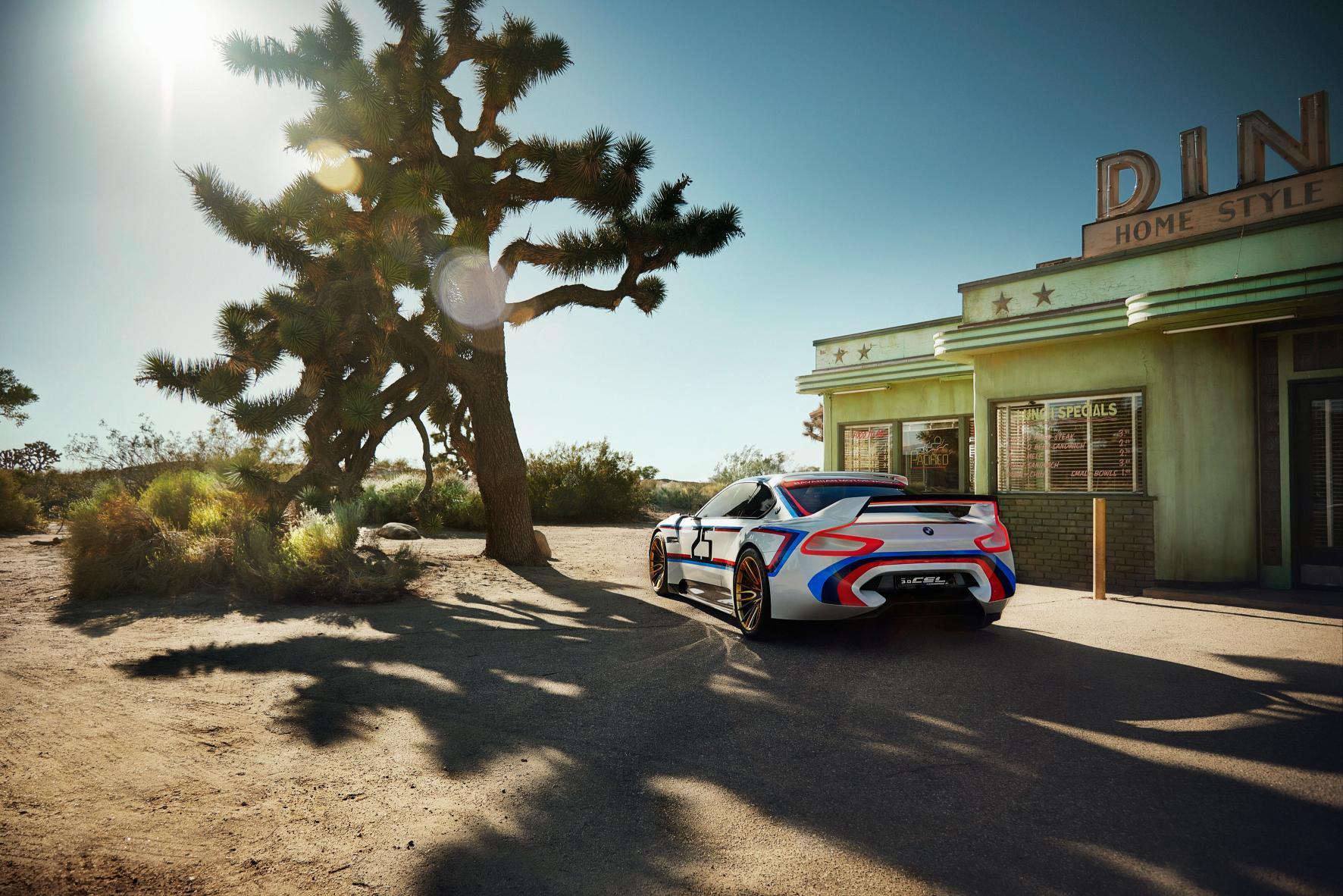 BMW 3.0 CSL HOMMAGE R 2