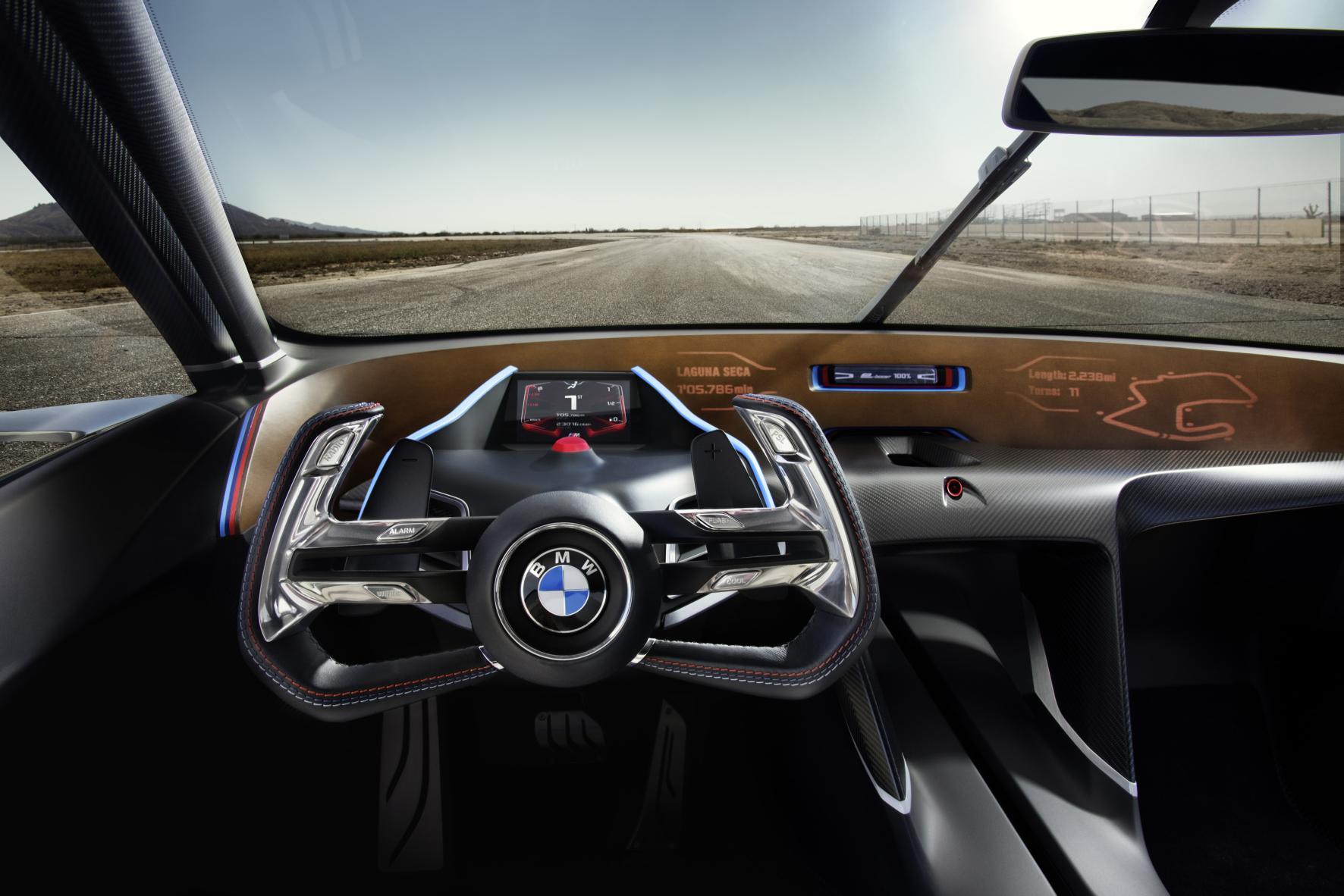 BMW 3.0 CSL HOMMAGE R 4