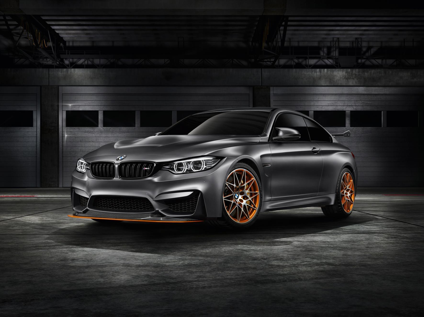 BMW M4 GTS 1