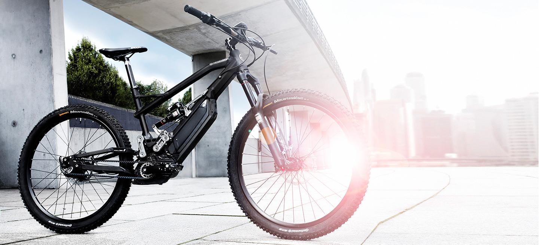 BMW bicicleta 1