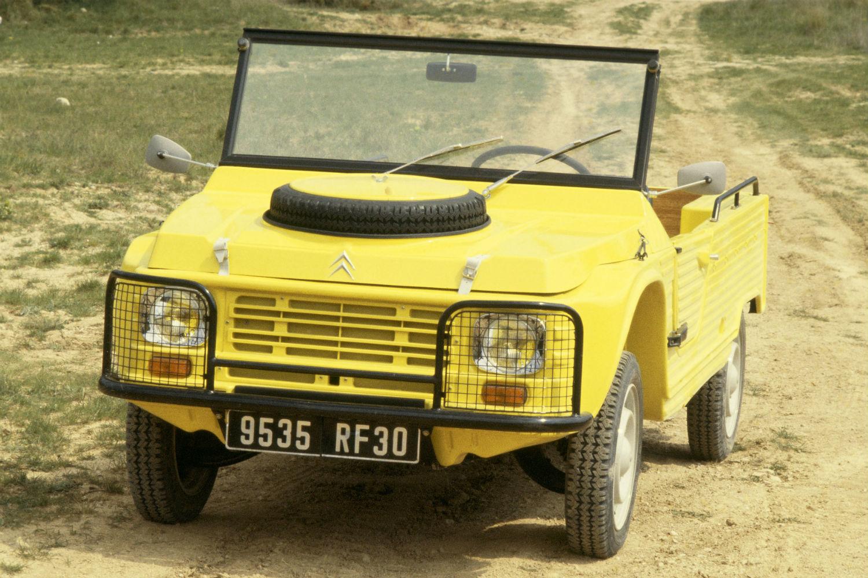 Citroën Méhari: resucita una rareza de la naturaleza