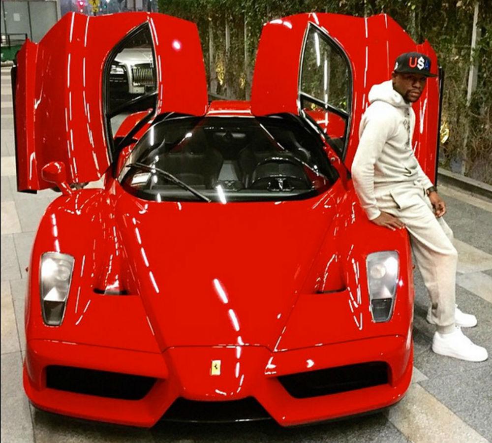 Ferrari Enzo Mayweather
