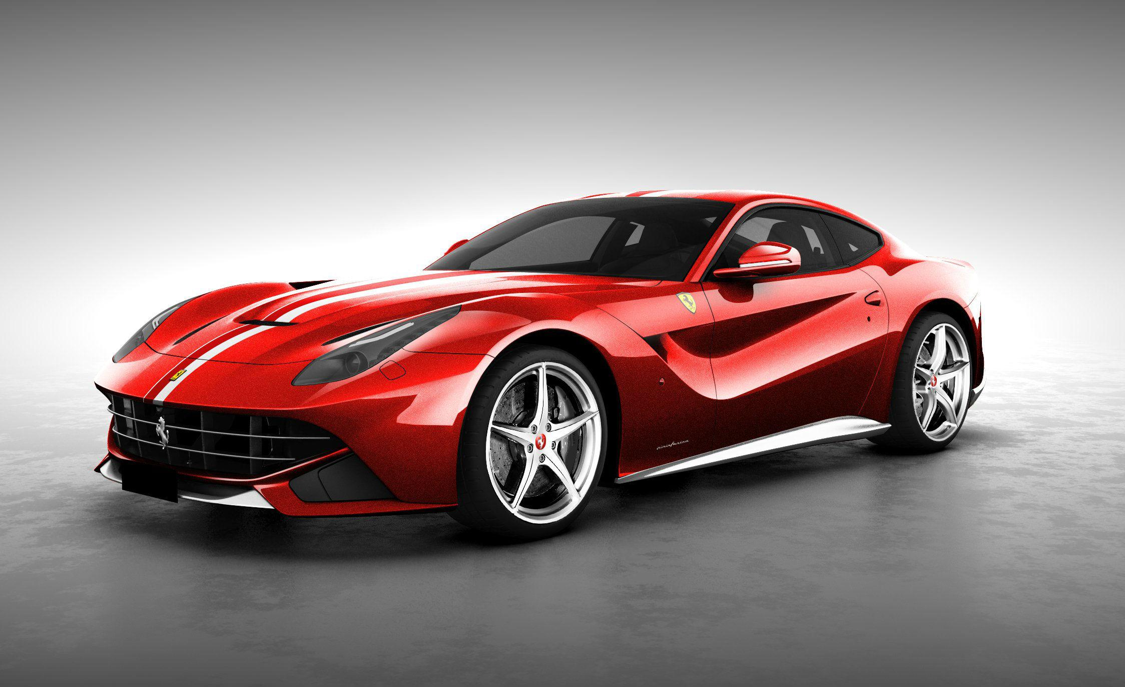 Ferrari F12 Berlinetta SG50 1