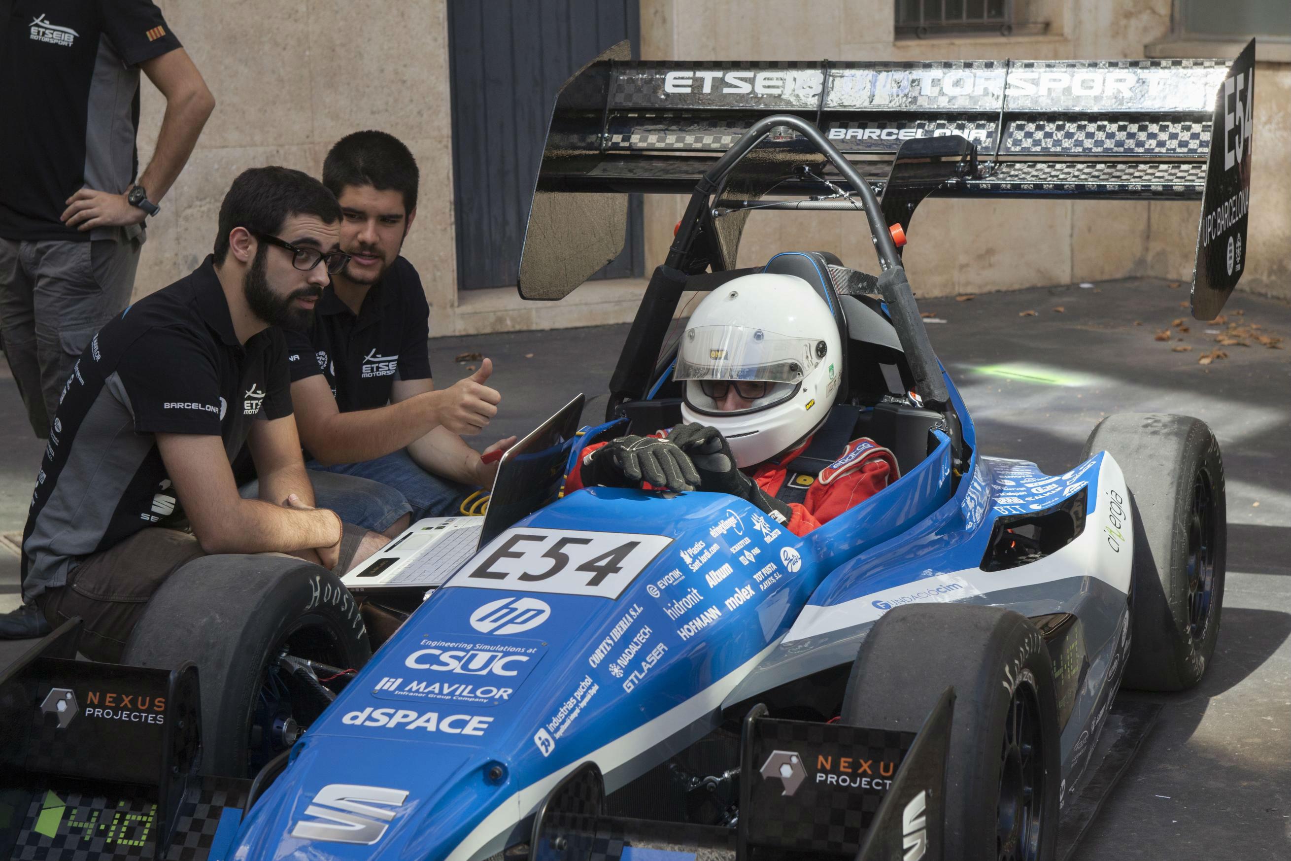 Formula Student Spain 1