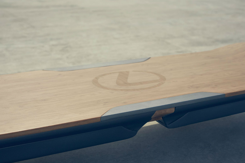 Lexus Hoverboard 2
