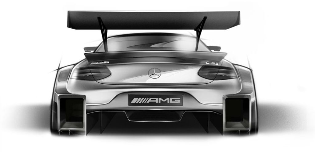 Mercedes DTM 3